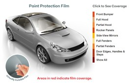 Paint Protection Film Viewer