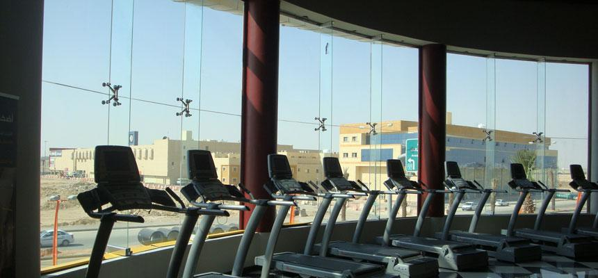 Body Masters Sports Club, Riyadh, Saudi Arabia | Commercial Case
